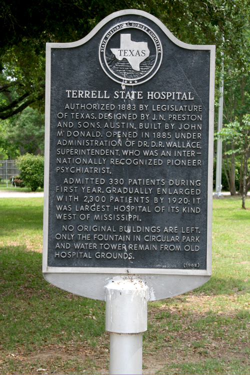 Terrell State Hospital